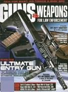Guns & Weapons For Law Enforcement Magazine 4/1/2008