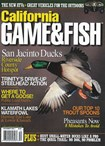 California Game & Fish | 12/1/2007 Cover