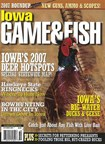 Iowa Game & Fish | 10/1/2007 Cover