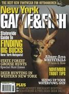 New York Game & Fish 11/1/2007