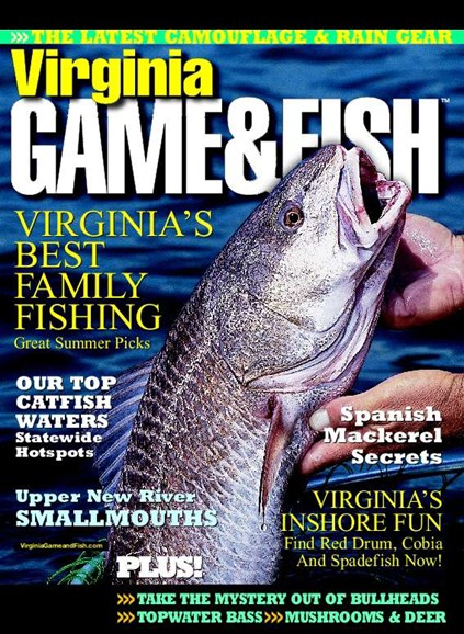 Virginia Game & Fish Cover - 5/1/2008