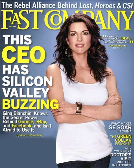 Fast Company Cover - 5/1/2008