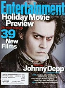 Entertainment Weekly Magazine 11/1/2007