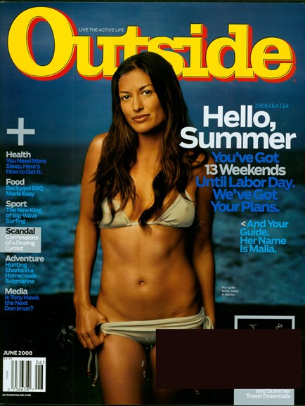Outside Cover - 6/1/2008