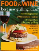 Food & Wine Magazine 8/1/2008