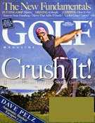Golf Magazine 3/1/2008