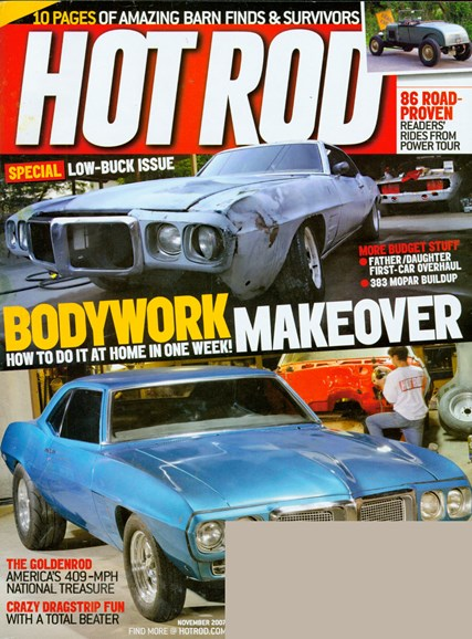 Hot Rod Cover - 10/1/2007