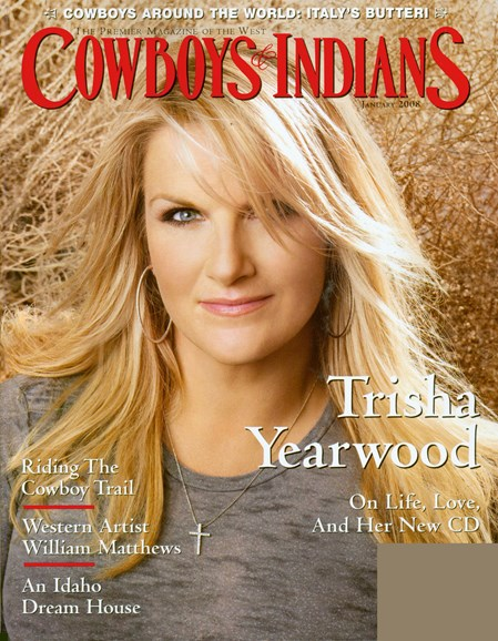 Cowboys & Indians Cover - 1/1/2008