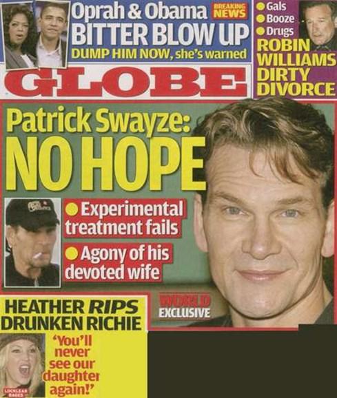 Globe Cover - 5/1/2008