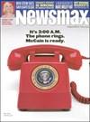 Newsmax Magazine | 5/1/2008 Cover