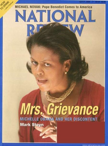 National Review Cover - 4/21/2008