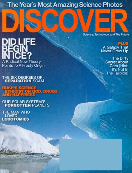 Discover Cover - 2/1/2008