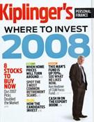 Kiplinger's Personal Finance Magazine 1/1/2008