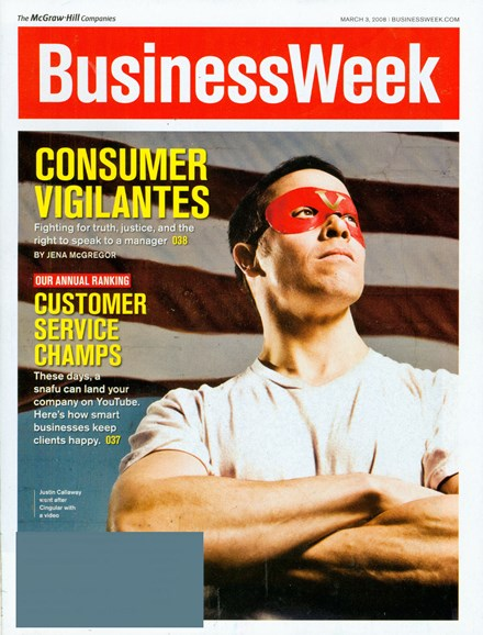 Bloomberg Businessweek Cover - 3/1/2008