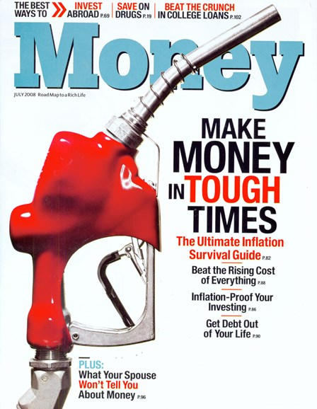 Money Cover - 7/1/2008