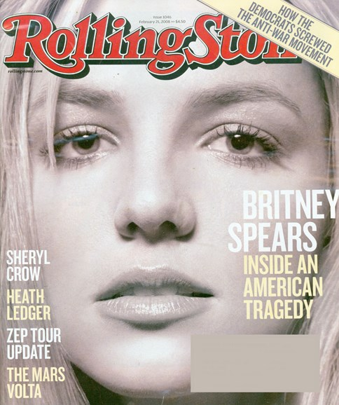 Rolling Stone Cover - 3/1/2008