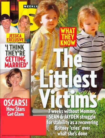 Us Weekly Cover - 3/1/2008