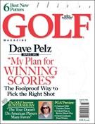 Golf Magazine 8/1/2008