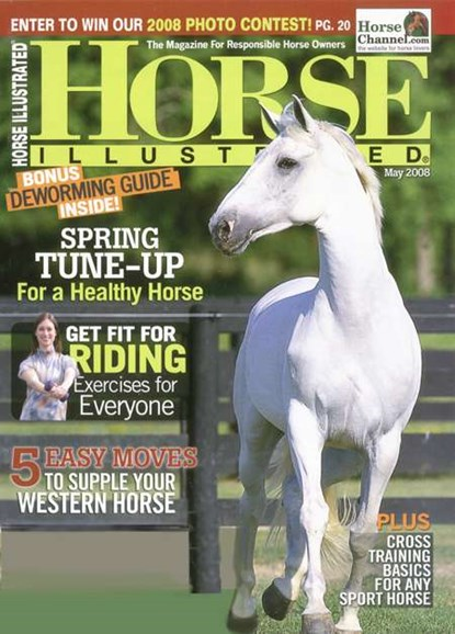Horse Illustrated Cover - 5/1/2008