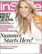 InStyle Magazine 5/1/2008