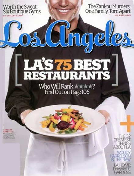 Los Angeles Cover - 4/1/2008