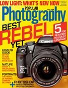 Popular Photography Magazine 7/1/2008