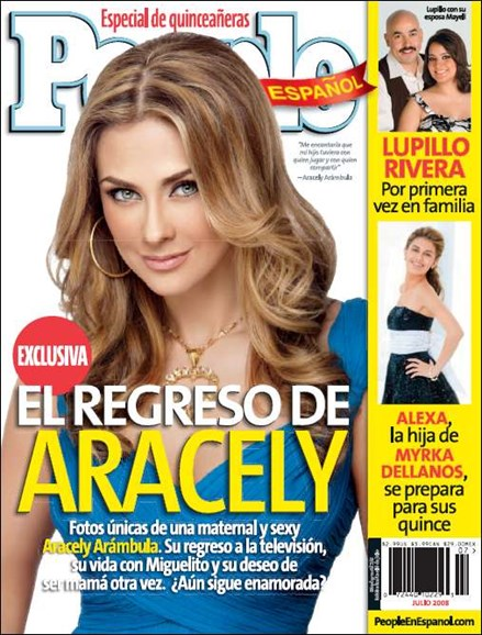 People En Español Cover - 6/1/2008