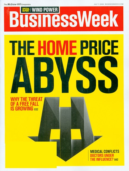 Bloomberg Businessweek Cover - 7/1/2008