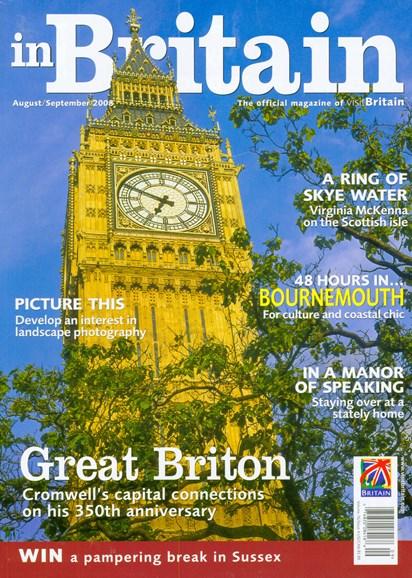 Britain Cover - 9/1/2008