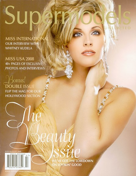 Supermodels Unlimited Cover - 7/1/2008