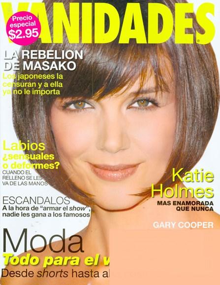 Vanidades Cover - 4/25/2008