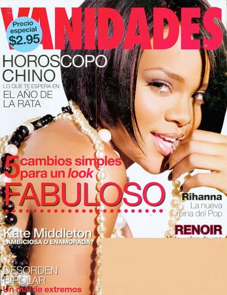 Vanidades Cover - 3/1/2008
