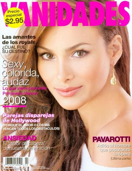 Vanidades Cover - 1/29/2008