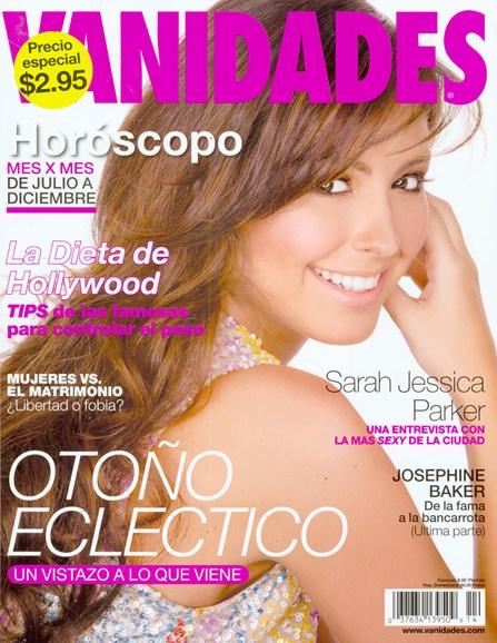 Vanidades Cover - 6/1/2008