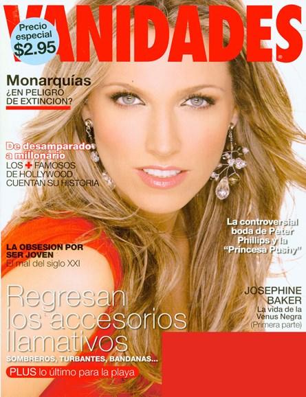 Vanidades Cover - 6/17/2008