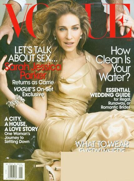 Vogue Cover - 6/1/2008