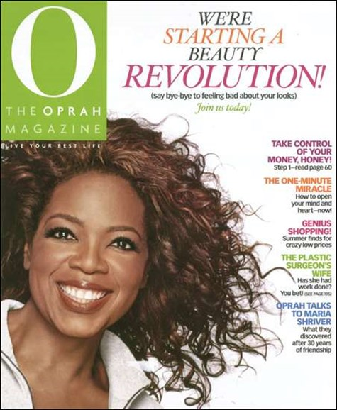 O The Oprah Cover - 6/1/2008