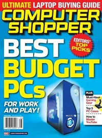 Computer Shopper (digital only) | 8/1/2008 Cover