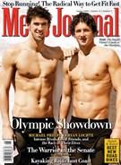 Men's Journal Magazine 8/1/2008