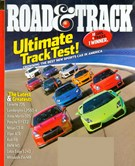 Road and Track Magazine 9/1/2008