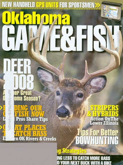 Oklahoma Game & Fish Cover - 9/1/2008
