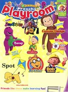 Preschool Friends Magazine 8/1/2008