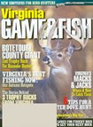 Virginia Game & Fish | 9/1/2008 Cover