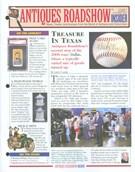Antiques Roadshow Insider 9/1/2008