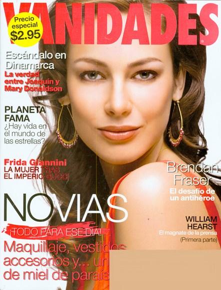 Vanidades Cover - 9/7/2008