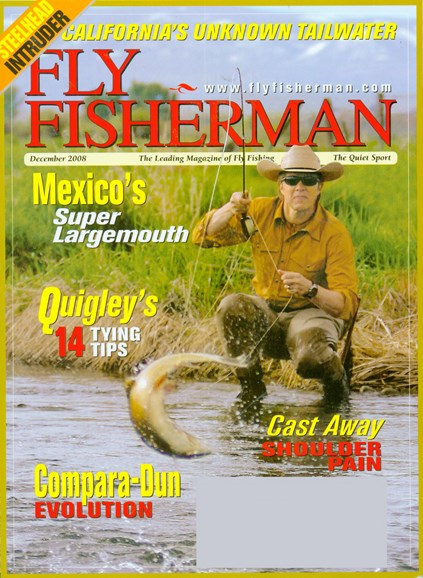 Fly Fisherman Cover - 12/1/2008