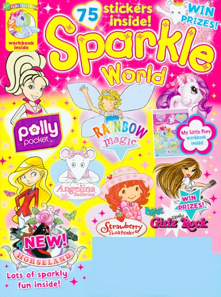 Sparkle World Cover - 9/1/2008