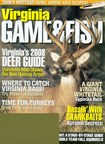 Virginia Game & Fish | 10/1/2008 Cover