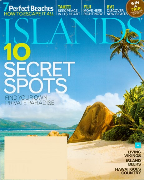 Islands Cover - 9/1/2008