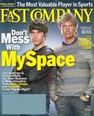 Fast Company Magazine 9/1/2008